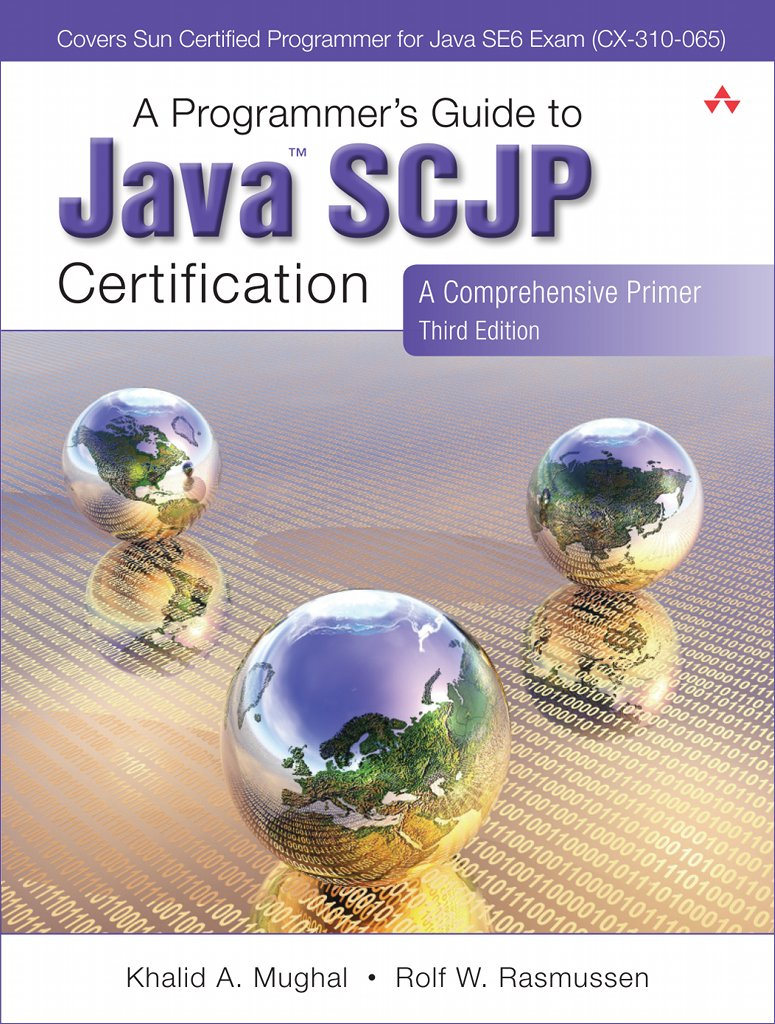 Sample content - A Programmer's Guide to Java Certification