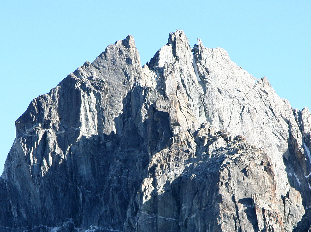 Day 4 We Continued To Laguna Suero Up A Scree Gulley And